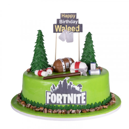 Fortnite-Kuchen